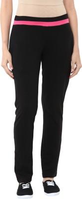 Sakhi Sang Solid Women's Pink, Black Track Pants