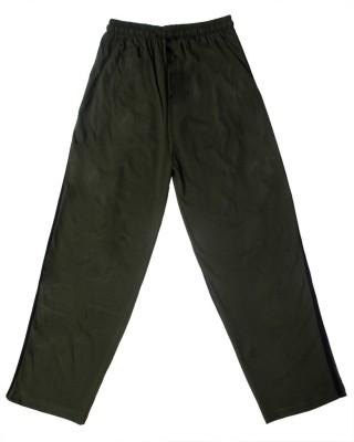 Ice Solid Boy's Dark Green Track Pants