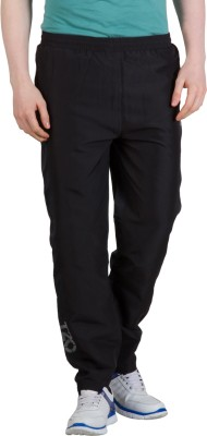 Goodluck L-0007 C Solid Men's Black, White Track Pants