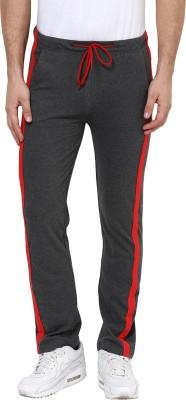 Yepme Solid Men's Grey Track Pants