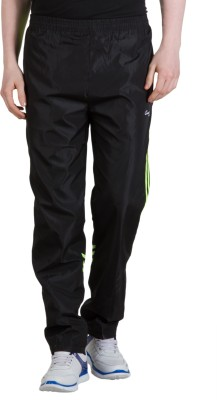 Camey Solid Men's Black Track Pants