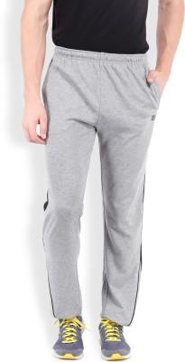 2go Solid Men's Grey Track Pants