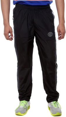 Sports 52 Wear T1295 Solid Men's Black, Grey Track Pants