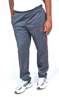 Kiago Solid Men's Grey Track Pants