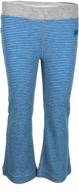 Nike Kids Checkered Girl's Blue Track Pants