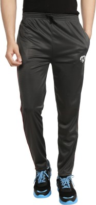 Forever19 Plain Solid Men's Grey Track Pants