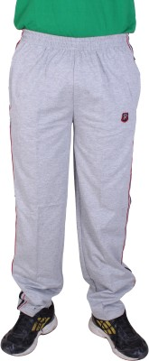 SST 3556v2 Solid Men's Grey Track Pants