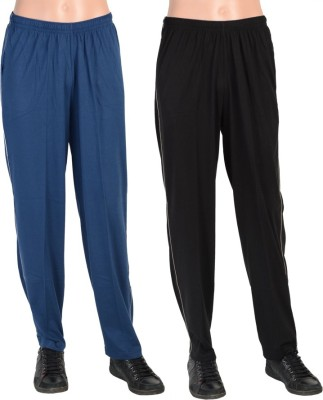 Gazelle Active Solid Men's Blue, Black Track Pants