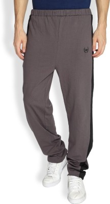 Difference of Opinion Solid Men's Grey Track Pants