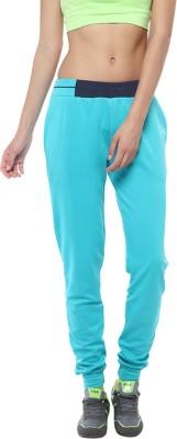 Proline Solid Women's Blue Track Pants at flipkart