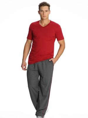 Jockey 24X7 Men Solid Men's Grey Track Pants