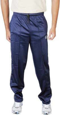 Force Solid Men's Dark Blue Track Pants