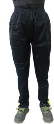 Cona Solid Men's Grey Track Pants