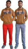 Shaun Solid Men's Grey, Red Track Pants