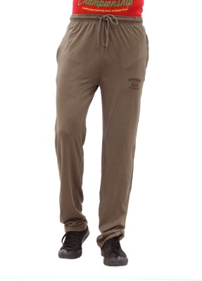 HUMBERT Solid Men's Gold Track Pants
