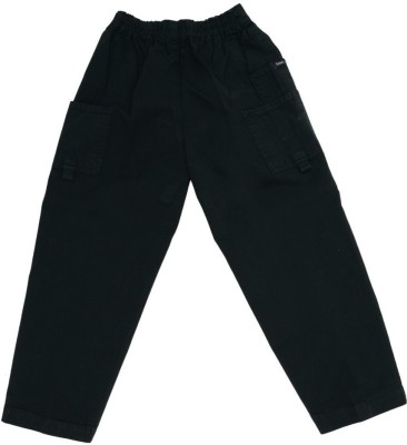 SETVEL Solid Boy's Green Track Pants