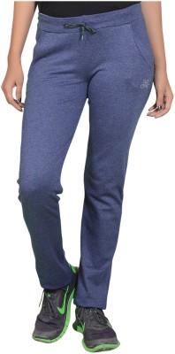 Sweekash Solid Women's Light Blue Track Pants at flipkart