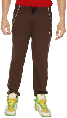 Filmax Fashion Solid Men's Brown Track Pants