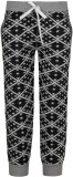 Jazzup Track Pant For Boys (Black)