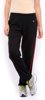 Macrowoman Black Lounge Pant Men's Black Track Pants