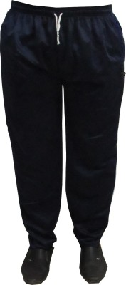 Revinfashions Solid Men,s Dark Blue Track Pants