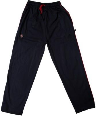 Ice Solid Boy's Dark Blue Track Pants