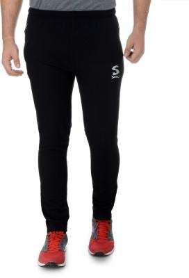 Surly Solid Men's Black Track Pants