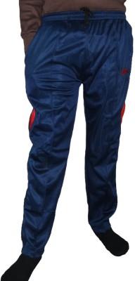 Alfa Power Solid Men's Blue Track Pants