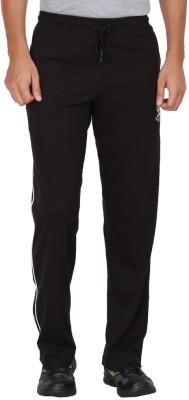 Ultra Palio Solid Men's Black Track Pants