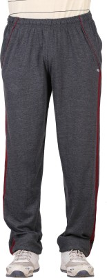 NCI Fashion Striped Men's Grey, Red Track Pants