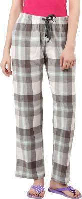 X-Plore Striped Women's White, Grey Track Pants