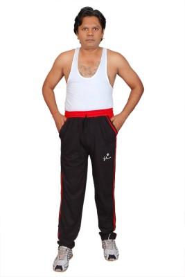 Filmax® Originals Solid Men's Black Track Pants
