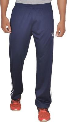SCHOLAR Solid Boy's Dark Blue Track Pants