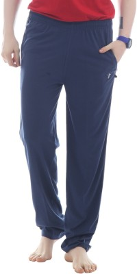TT Solid Men's Blue Track Pants