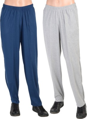 Gazelle Active Solid Men's Blue, Grey Track Pants