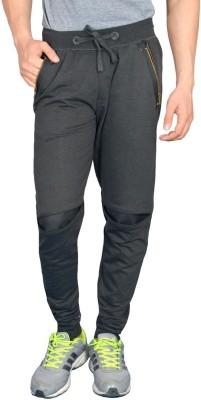 London Eye Embellished Men's Grey Track Pants