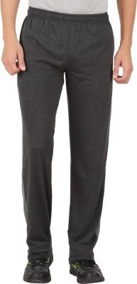 Lavos Solid Men's Grey Track Pants