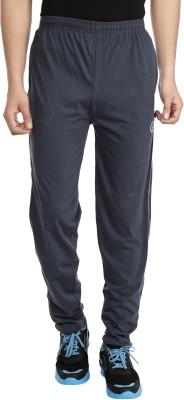 Forever19 Basic Solid Men's Grey Track Pants