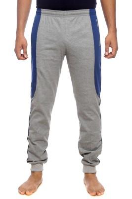 Kanter Solid Men's Grey Track Pants