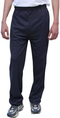 Romano Solid Men's Dark Blue Track Pants