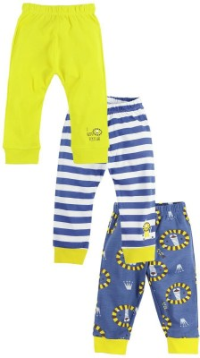Snuggles Printed Baby Boy's Multicolor Track Pants