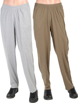 Gazelle Active Solid Men's Brown, Grey Track Pants