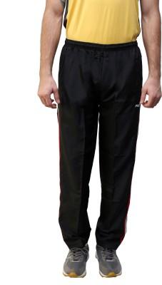 Fitz Solid Men's Black Track Pants