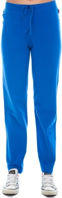 Virsa Show Off Solid Men's Blue Track Pants