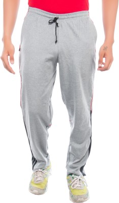 Ckl Solid Men's Grey Track Pants