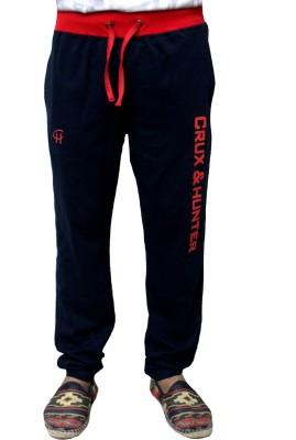 Gen Solid Men,s Blue Track Pants