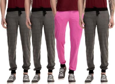 RIPR Self Design Men's Multicolor Track Pants