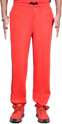 Ave Striped Men's Red Track Pants