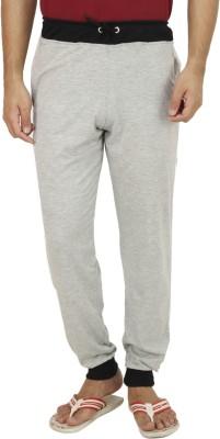 Sanvi Traders Solid Men's Grey Track Pants