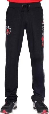 Ukf Mars One Printed Men's Black Track Pants